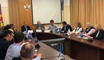 В подмосковных Люберцах обсудили реализацию партийных проектов