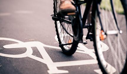 Велодорожки соединят Центральный и Наташинский парки в подмосковных Люберцах