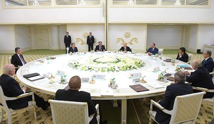 Путин подпишет Декларацию о стратегическом экономическом сотрудничестве