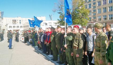 «День призывника» в Симферополе