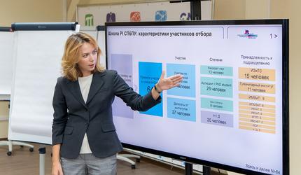 В СПбПУ стартовал первый модуль Школы ключевых исследователей