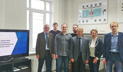 Институты и высшие школы СПбПУ развивают международное сотрудничество