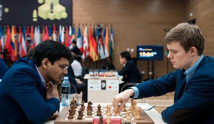 Студент СПбПУ Кирилл Алексеенко вошел в топ-16 лучших шахматистов мира