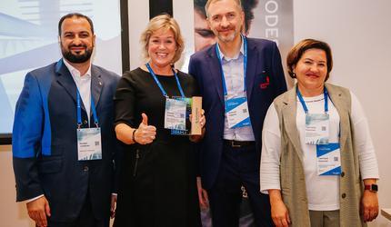 «Autodesk-Политехник» получил награду на международном образовательном саммите