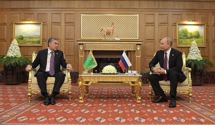 Россия и Туркменистан объединятся для обеспечения информационной безопасности