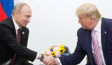 Путин не читает Трампа. Предпочитает слушать