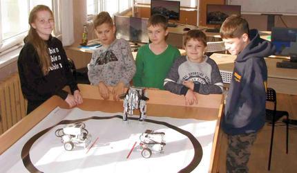 В ДОСААФ Липецкой области открылся кружок робототехники
