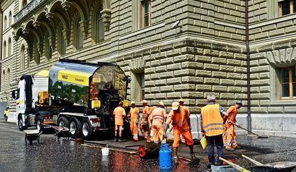 Воруют все! В Забайкалье произошло хищение материала для ремонта дорог