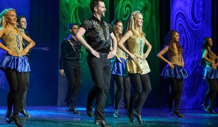 Шоу ирландских танцев пройдет в Люберцах 1 ноября