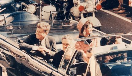 Кто заказал Джона Кеннеди?