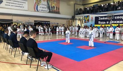 Люберецкие спортсмены заняли первое командное место в турнире по таэквондо
