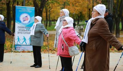 Программа «Активное долголетие» набирает популярность у люберчан