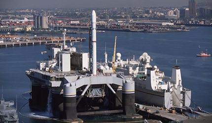 """«Морской старт»: плавучий космический """"чемодан без ручки""""?"""