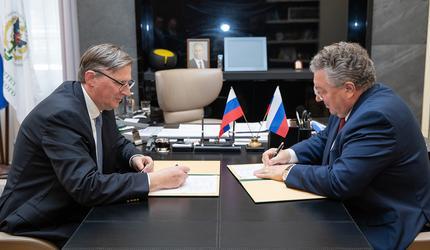 СПбПУ стал научным партнером Cовета экономического сотрудничеста регионов