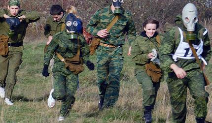 «Штурм-ДОСААФ» закаляет и поднимает патриотический дух молодежи