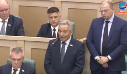 Заявление председателя Верховного Совета Хакасии  Штыгашева взорвало соцсети