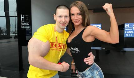 "Кирилл ""руки-базуки"" Терешин решил избавиться от своих ""мышц"""