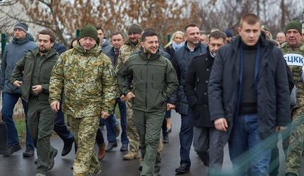 Зеленский совершил чудо: в Станице Луганской открыли мост через Северский Донец