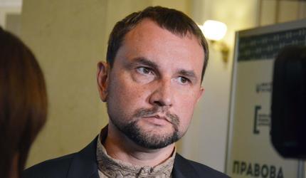 Украинский нардеп Вятрович закатил роскошный банкет в честь голодомора