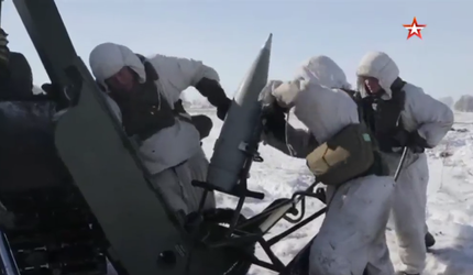 В Кузбассе испытали новую технику стрельбы