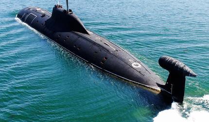 Российская подводная лодка прошла учения на побережье Камчатки