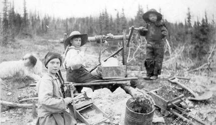 Двойника Греты Тунберг обнаружили на снимке 120-летней давности