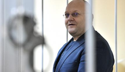 Экс-глава СКР рассказал в суде, что зарабатывал по 3,5 миллиона рублей в год