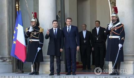 Лидеры России, Франции, Германии и Украины проводят предварительные встречи