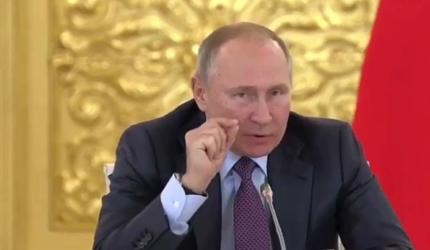"""Путин объяснил свою позицию по т.н. """"московскому делу"""""""