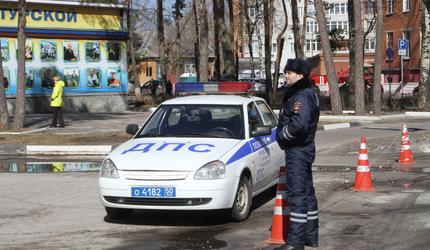 О временном закрытии автодвижения по круговому движению площади Ленина