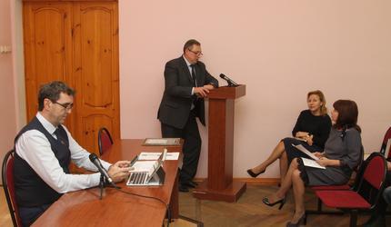 На объединенной комиссии по предупреждению и ликвидации ЧС и АТК подвели итоги
