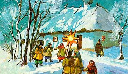"""Музей """"Собрание"""" представляет музыкальную подборку рождественских колядок"""