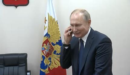 Путин поблагодарил Трампа за помощь спецслужб US в предотвращении теракта