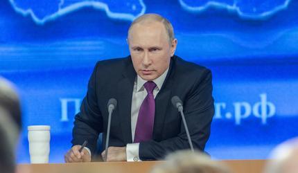 Путин поднимет тему доходов населения в своем ежегодном послании 15 января