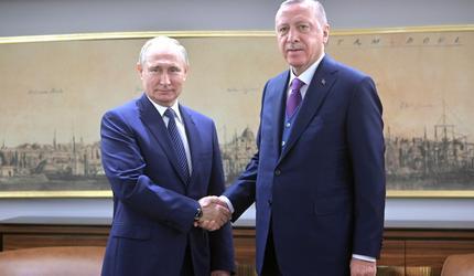 Газопровод «Турецкий поток» открыт