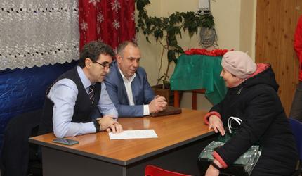 Глава городского округа Шатура Андрей Келлер проведет прием граждан в январе