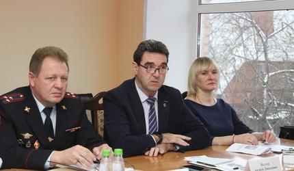 Шатурские полицейские отчитались о работе за 2019 год