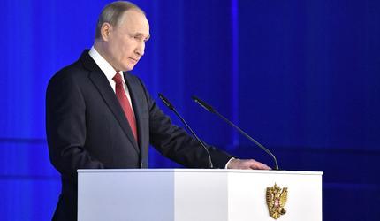 """Путин снова о """"любви"""" и не только"""