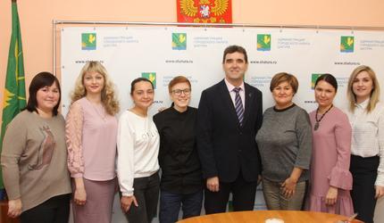 День российской печати отметили в администрации городского округа Шатура