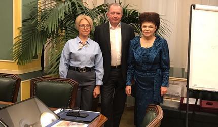"""В Москве обсудят пути реализации проекта  """"Сохрани жизнь маме»"""