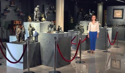Музей «Собрание» представляет цикл видео экскурсий по музею