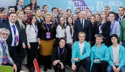 Первокурсницу ИИК пригласили на встречу с Путиным в «Сириусе»