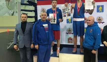 Шатурянин представит Московскую область на Первенстве ЦФО по боксу