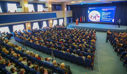 Владимир Ружицкий выступил с отчетом об итогах работы в 2019 году