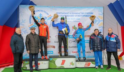 В Люберцах названы финалисты чемпионата России по спортивному ориентированию