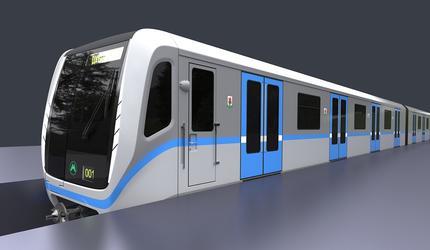 МВМ отправит в Казанский метрополитен новый поезд метро