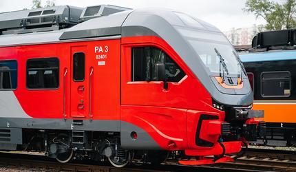 АО «МЕТРОВАГОНМАШ» построит в декабре для РЖД 8 рельсовых автобусов РА-3