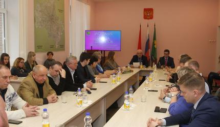 В администрации г.о. Шатура состоялось внеочередное заседание Совета депутатов
