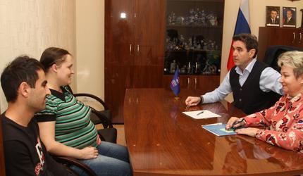 Глава городского округа Шатура Андрей Келлер провел личный прием граждан