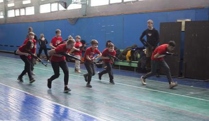 Тренинг подготовил ребят к чемпионату «Защитник будущего»